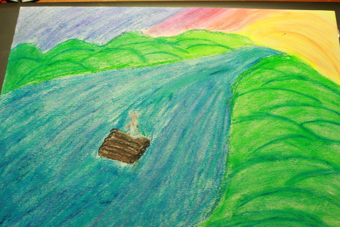 an analysis of the journey of huck finn and jim as tthey navigate the mississippi river Huckleberry finn mark twain analysis as they travel down the river in search for this moving appreciation of jim reflects the journey huck takes to moral.